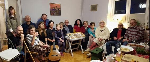 Amateur Film Club Sawa Warsaw Poland